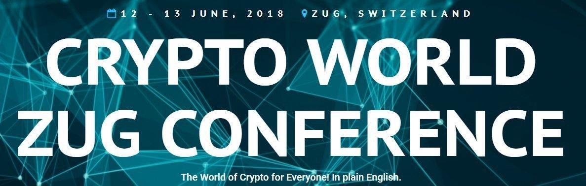 Crypto World Zug Conference
