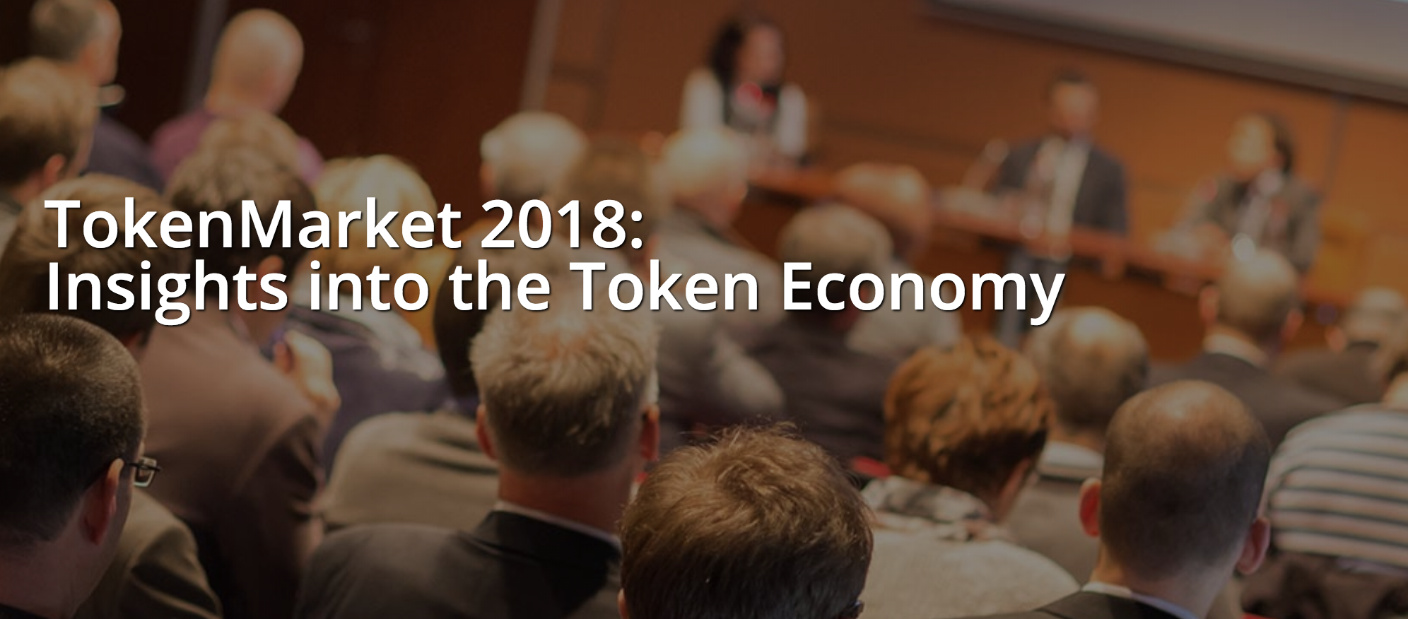 Token market conference