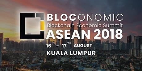 Bloconomic 2018 | ASEAN-Blockchain Economic Summit