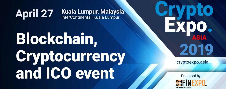 Crypto EXPO Asia in Malaysia