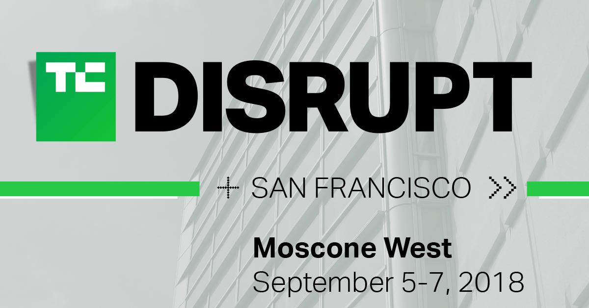Disruptsf2018