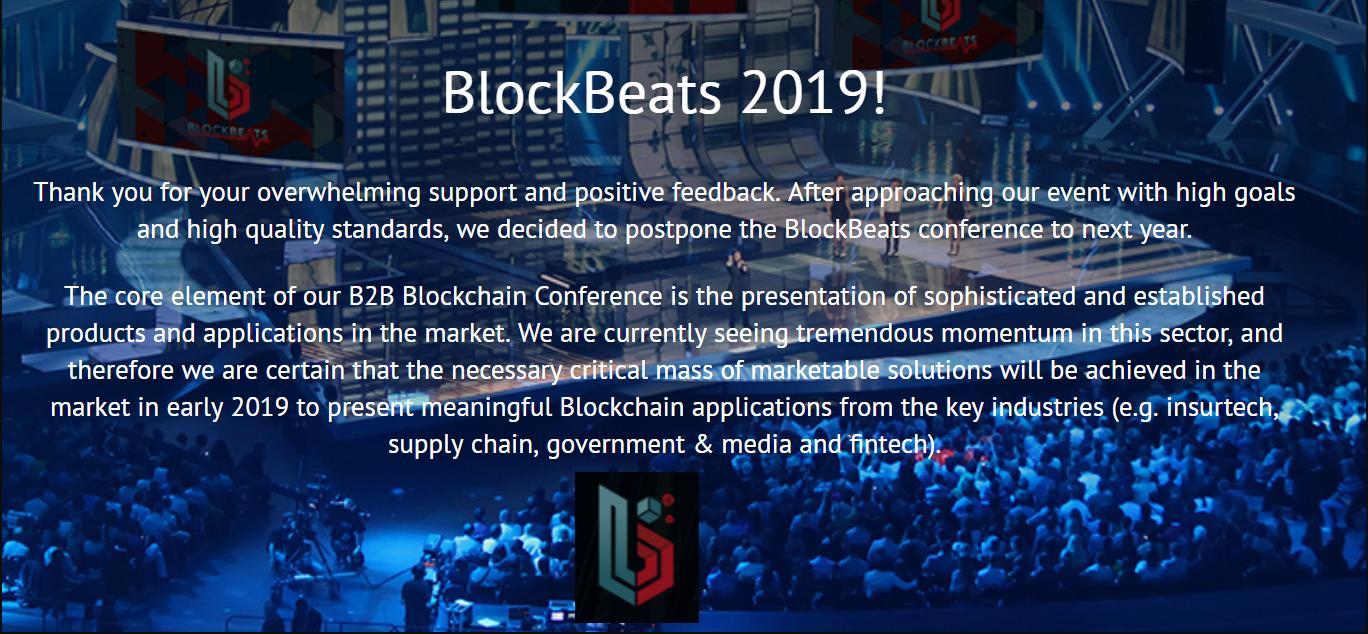 BlockBeats 2018