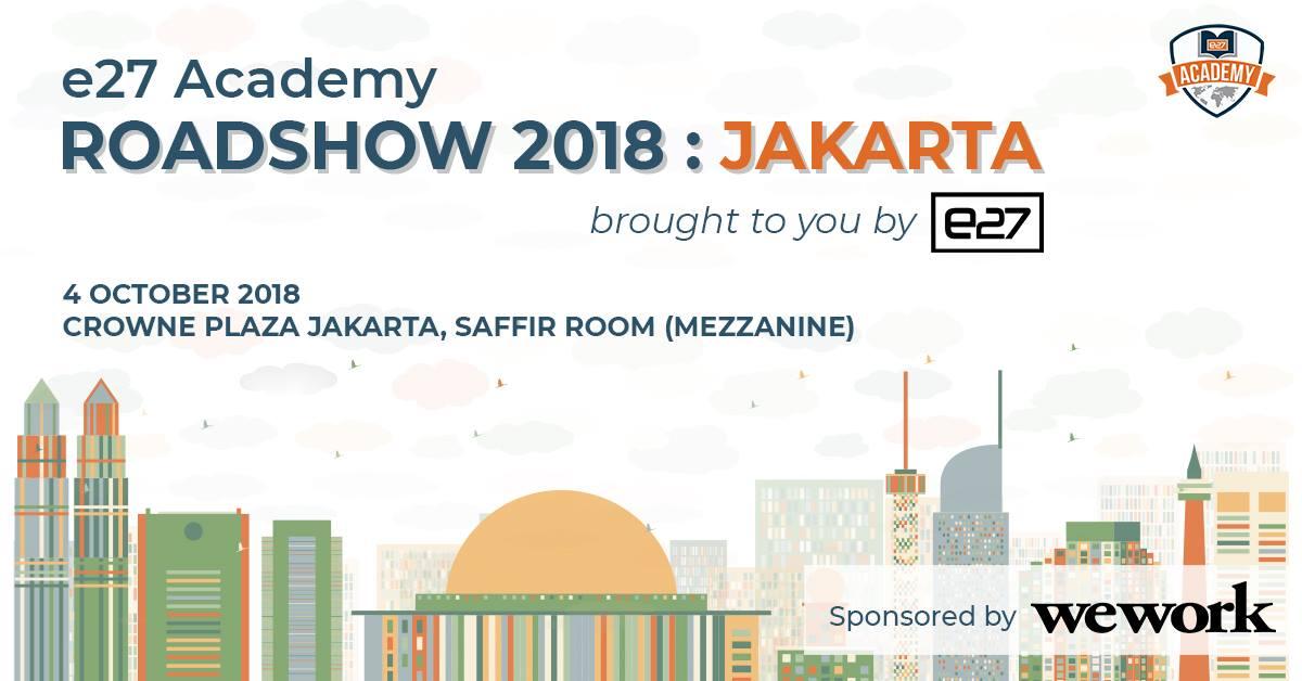 Academy Roadshow Jakarta