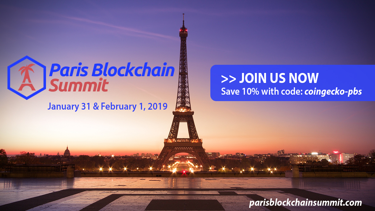 Paris Blockchain Summit