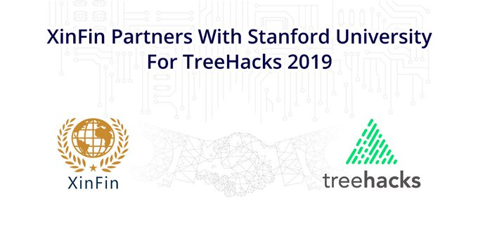 XinFin Partners with Stanford University for TreeHacks 2019