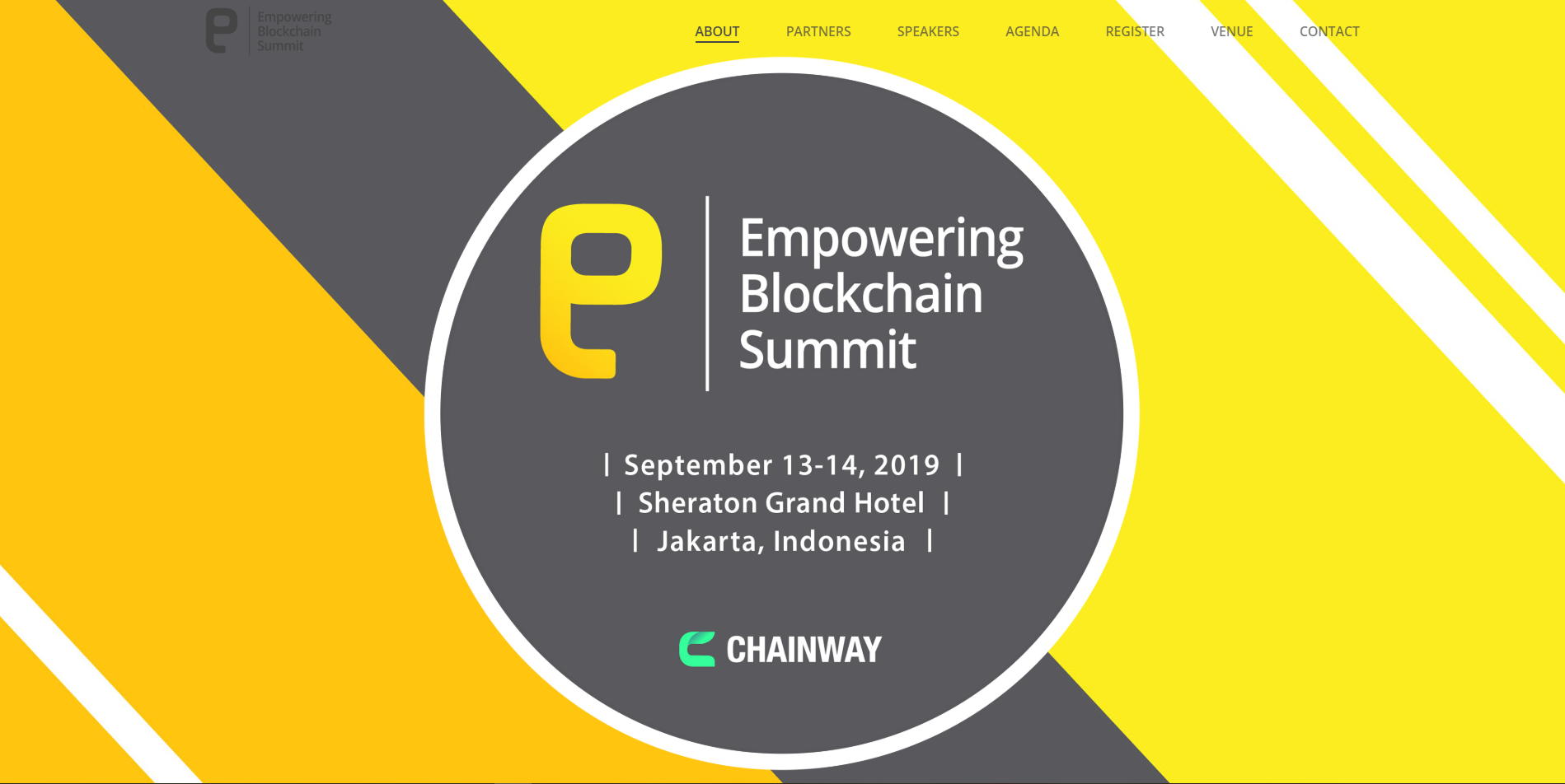 Empowering Blockchain Summit 2019
