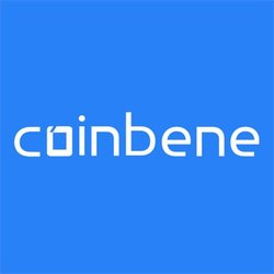 CoinBene exchange logo