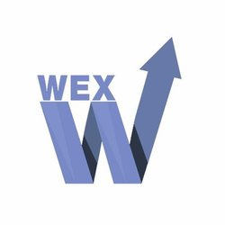WEX exchange logo
