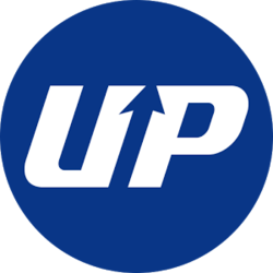 Upbit exchange logo