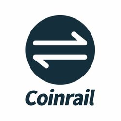 Coinrail exchange logo