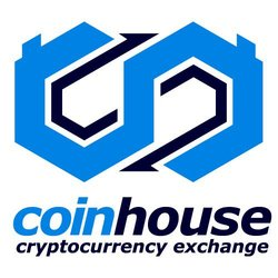 Coinhouse exchange logo