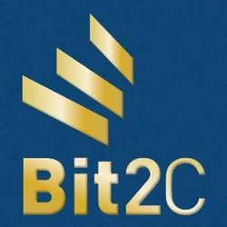 Bit2c exchange logo