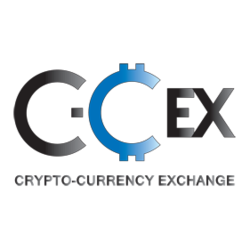 C-CEX exchange logo