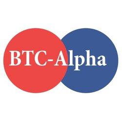 BTCAlpha exchange logo