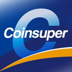 Coinsuper exchange logo