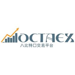 Octaex exchange logo