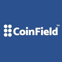 Coinfield exchange logo