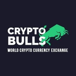 Cryptobulls exchange logo