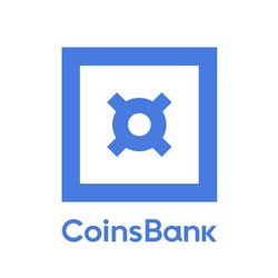 Coinsbank exchange logo