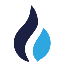 Huobi exchange logo