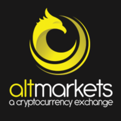 알트마켓 (AltMarkets) exchange