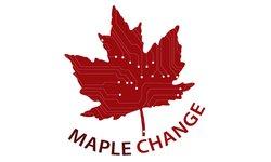 MapleChange exchange logo