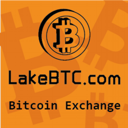 LakeBTC exchange logo
