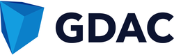 GDAC exchange logo