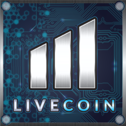 Livecoin exchange logo