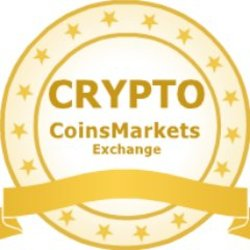 CoinsMarkets exchange logo