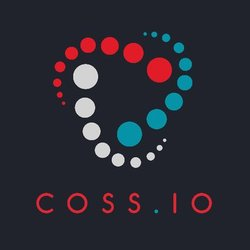 COSS exchange logo