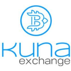 KUNA exchange logo