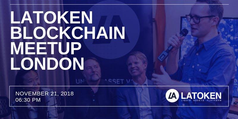 LATOKEN Blockchain Meetup