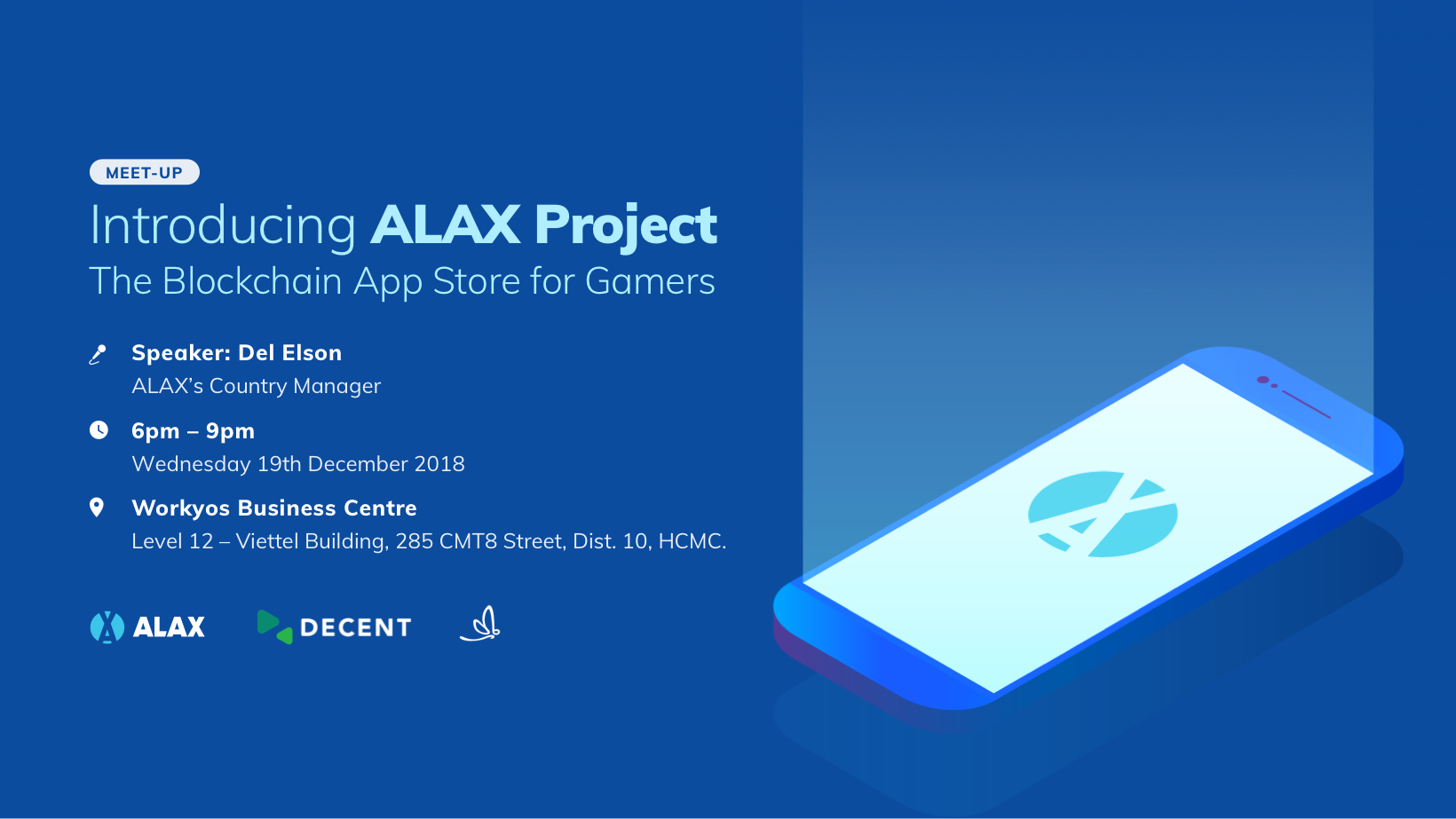 Meetup Introducing ALAX Project
