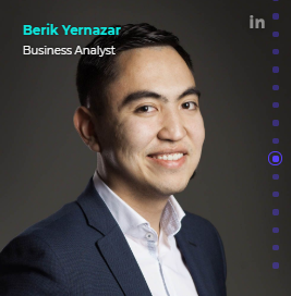 Berik Yernazar profile picture