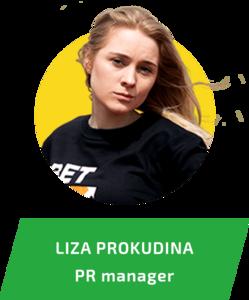 Liza Prokudina profile picture
