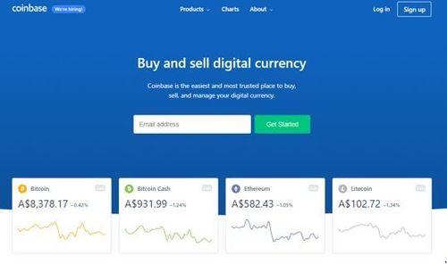Content coinbase