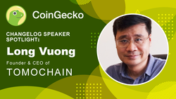 Changelog Speaker Spotlight - Long Vuong, Founder & CEO of TomoChain