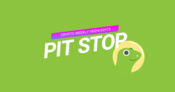 CoinGecko Weekly News Highlights - Pit Stop