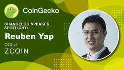 Changelog Speaker Spotlight - Reuben Yap, COO of Zcoin
