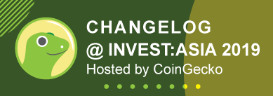Changelog 2019 hosted by CoinGecko
