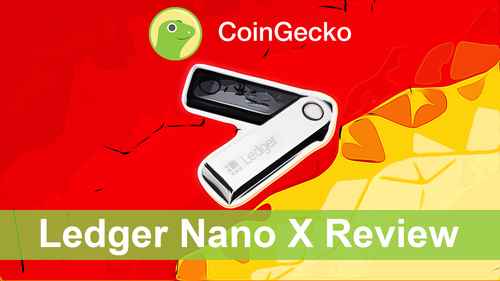 Ledger Nano X Review: Large Capacity, Bluetooth Connection And Better Security Measures