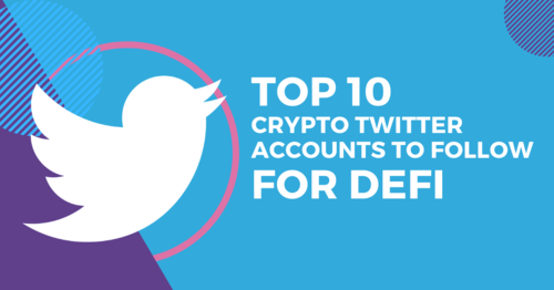 10 Crypto Twitter Accounts to Follow For DeFi