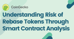 Understanding Risk of Rebase Tokens Through Smart Contract Analysis