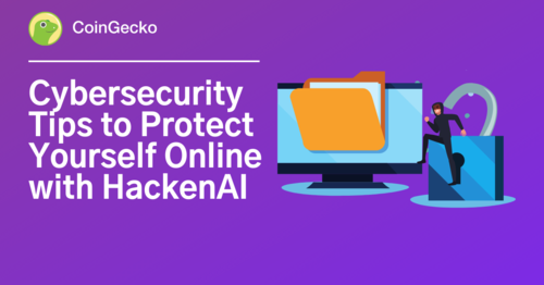 Cybersecurity Tips to Protect Yourself Online with HackenAI