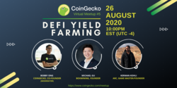 What is Yield Farming all About? | CoinGecko Virtual Meetup #5