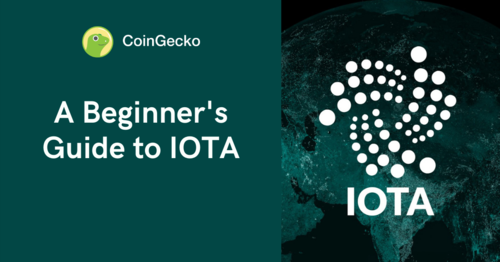 A Beginner's Guide to IOTA