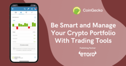 Be Smart and Manage Your Crypto Portfolio With Trading Tools