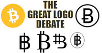 The Great Bitcoin Logo Debate